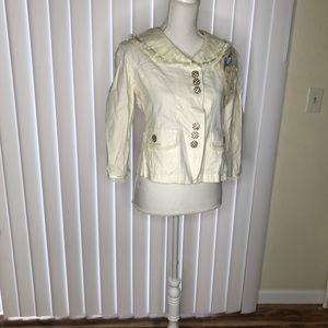 ADORABLE JACKET FROM FRANCE SIZE L